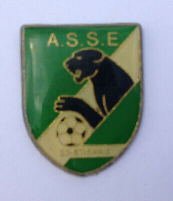 Pin's pin FOOTBALL ASSE ST ETIENNE (ref 087)