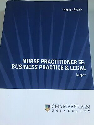 nurse practitioner 5E: business practice and legal by buppert