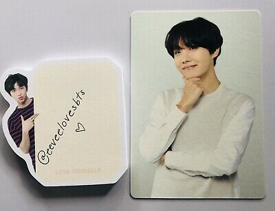 BTS Love Yourself Tour Japan Photocard Official Merchandise Jhope 6/8