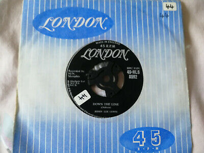 on sale 7a522 9a093 JERRY LEE LEWIS......DOWN THE LINE   BREATHLESS ,45