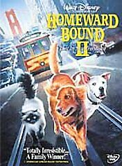 Homeward Bound II - Lost in San Francisco DVD **DISC ONLY** LIKE NEW - NO CASE