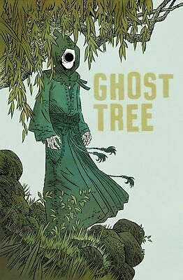 GHOST TREE #1 IDW Publishing