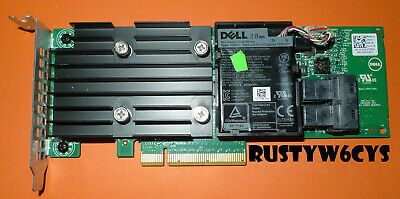DELL H740P RAID CONTROLLER CARD 8GB NV CACHE FREE SHIPPING SIMILAR
