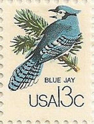 US 1757d CAPEX '78 Blue Jay 13c single MNH 1978