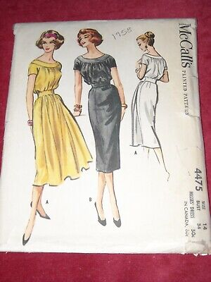 UNCIRCULATED 1977 BUTTERICK #4904-LADIES TWO STYLE COLLAR BLOUSE PATTERN 8-18 FF