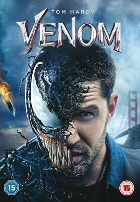 NEW Venom DVD (CDRJ4818)