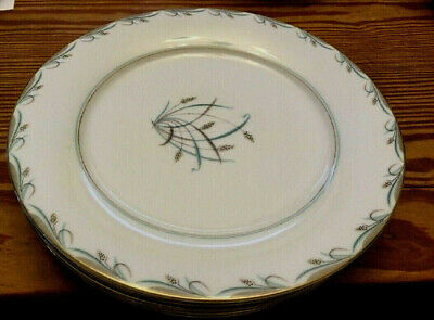 "Noritake China #5768 NICOLE 10 1/2"" Dinner Plate/s"