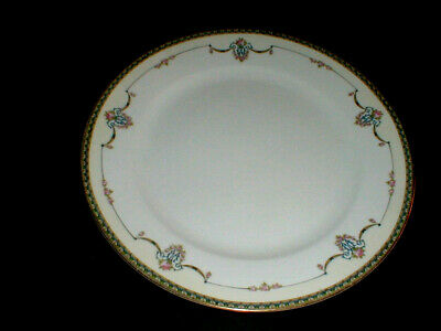"Noritake China #61235 LAUREATE 10"" Dinner Plate (loc-26)"