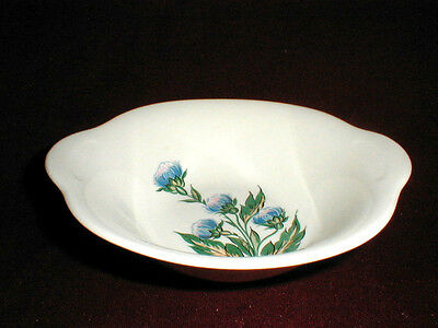Crooksville China Iva-Lure CELESTIAL Clover Cereal Bowl