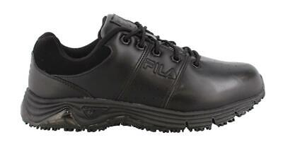 9bc90018a1 MENS FILA MEMORY Breach Slip Resistant STEEL TOE Work Boots Shoes ...
