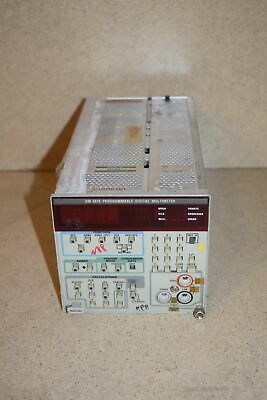 <Ss> Tektronix Dm 5010 Dm5010  Programmable Digital Multimeter (Ss)