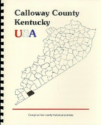 Calloway County Kentucky 1885 history biographies  Perrin KY Kniffin Murray