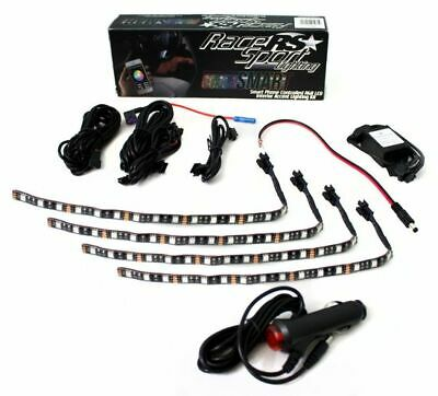 Race Sport Accessories Smartphone Controlled Interior LED