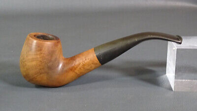 Vintage French Courrieu Cogolin Vieille Bruyere Extra Briar Tobacco Smoking Pipe