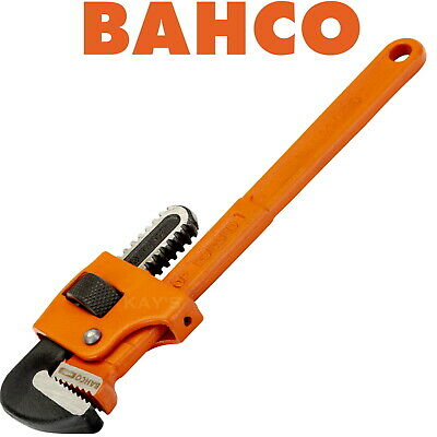 "BAHCO 24"" 600mm STILLSON TYPE PIPE WRENCH BAH36124"