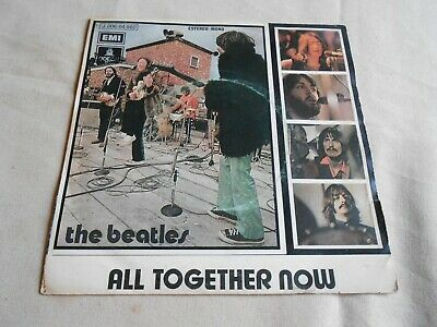 The Beatles, Sg, All Together Now + 1, Spanish Edit.1972