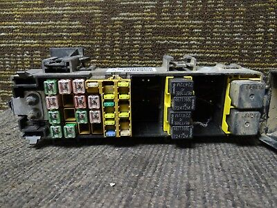 05 2005 jeep grand cherokee fuse box relay distribution block panel  56050191ae