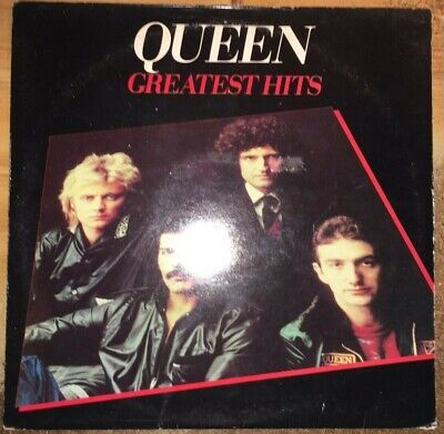 Queen - Greatest Hits - Vinyl LP 1981