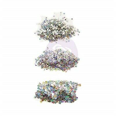 Moon Child Sequin Pack 3/pkg-stars, Moons & Hearts
