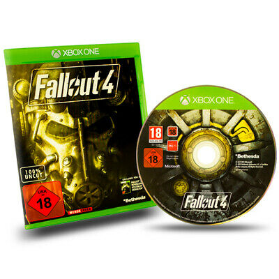 Xbox One Spiel Fallout 4 Usk 18 in Ovp