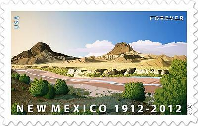US 4591 Statehood New Mexico forever single MNH 2012