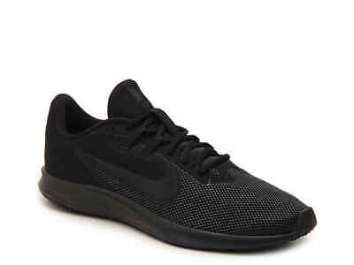 fecbb8bed61b NIKE MEN S DOWNSHIFTER 7 Running Shoes Black Black Size 8 to 13 4-E ...