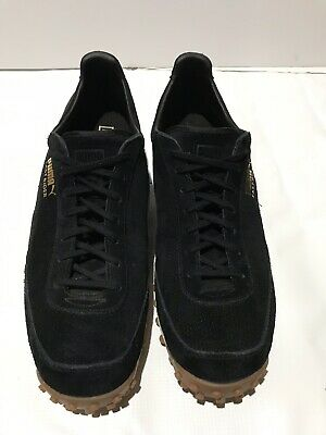 official photos 91813 ccdb8 MEN'S PUMA TURIN Suede Black Sz 13 - $50.00 | PicClick