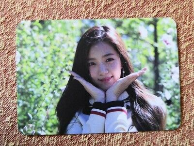 LENA official PHOTOCARD - GWSN 1st Mini Album THE PARK IN THE NIGHT PART 1