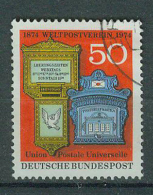 BRD Briefmarken 1974 Weltpostverein Mi.Nr.