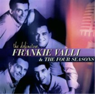 Frankie Valli and the Four ...-The Definitive Frankie Valli & (UK IMPORT) CD NEW