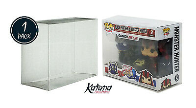 Katana Collectibles Funko Pop Protector Case For POP 2-Pack - 1 Count