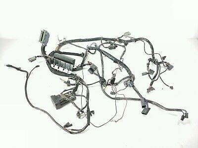89 Harley Softail Fxst Evo Wiring Wire Harness Loom Main