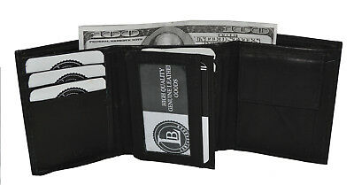 Kids Boys Compact Trifold Wallet Perfect Gift for Christmas Holidays