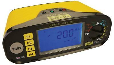 18th Edition Multifunction Electrical Tester - DI-LOG