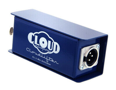 Cloud Microphones Cloudlifter CL-1 Mic Activator (NEW)