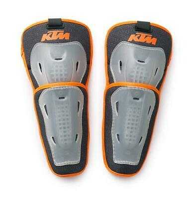 KTM Access Motocross Off Road ABS Elbow Protector Set Armour Pads New