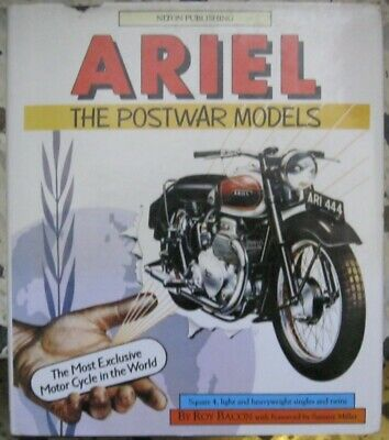 * Ariel  The Postwar Models Square Light and Heavyweight Singles and Twins