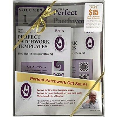 Marti Michell Perfect Patchwork Gift Set #1-