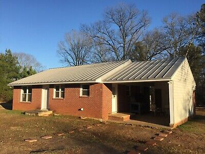 Small brick efficient complete remodel Country home 3.5 acres, Abbeville, SC