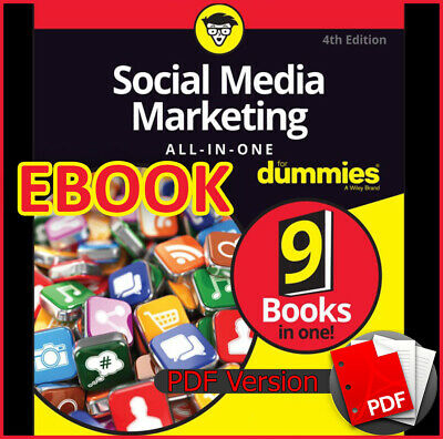 Social Media Marketing All-in-One For Dummies 2017 (ebook_pdf)
