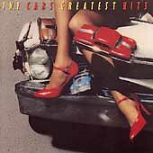 Greatest Hits By The Cars Cd 1895 Elektra Music Album Songs 13 Tracks Disc Rock