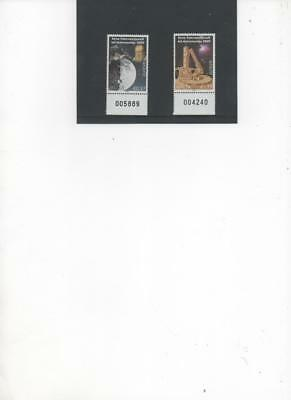 Malta 2009 Europa issue Astronomy set of 2 stamps SG 1620/1