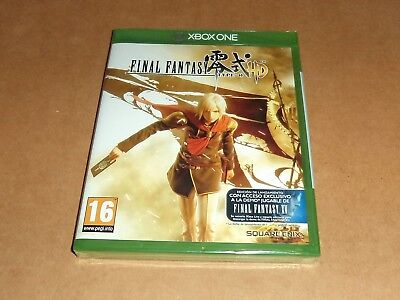 Final Fantasy Type-0 HD para Microsoft XBOX ONE, a estrenar, Pal