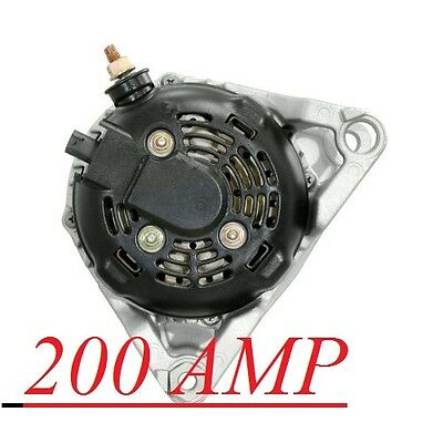 Durango 2005 2006 5.7L DODGE TRUCKS 5.7L HEMI 2003-05 06 200 HIGH AMP ALTERNATOR