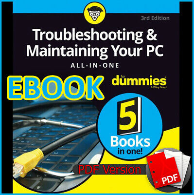 Troubleshooting and Maintaining Your PC All-in-One For Dummies (ebook_pdf)