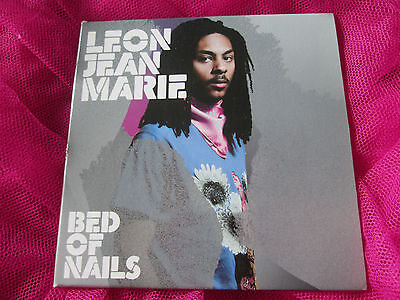 Leon Jean-Marie Bed Of Nails Universal Island Records LEONCDPRO3 CD Single