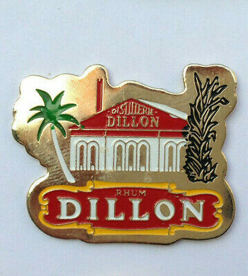 Pin's pin MARTINIQUE Distillerie RHUM DILLON (ref 063)