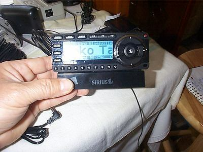 Active FM Sirius XM ST5 Radio Receiver may be a Lifetime subscription