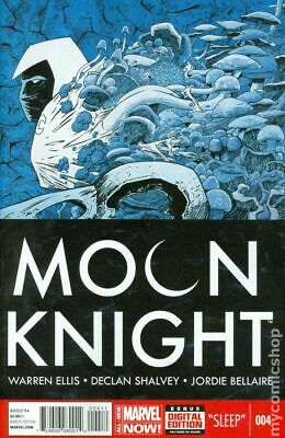 Moon Knight (5th Series) #4A 2014 Shalvey Variant NM Stock Image