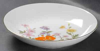 Fine China Of Japan WILD FLOWER Soup Bowl 1859825